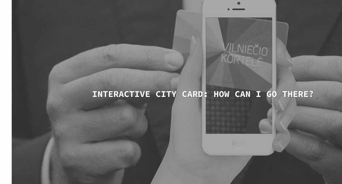 interactive city card augmented reality ar city card artirilmis gerceklik toplu tasima smart cities